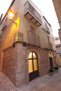Hotel and Bed & Breakfast Residenze Portacastello in Isernia by night